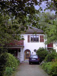 Pfarrhaus und Gemeindebüro der Ev. Kirchengemeinde Homberg